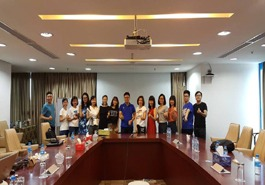 8_MasterMOS phoi hop to chuc khoa dao tao Excel nang cao, quan ly du lieu chuyen nghiep va lam bao cao voi Excel cho Ngan hang MB
